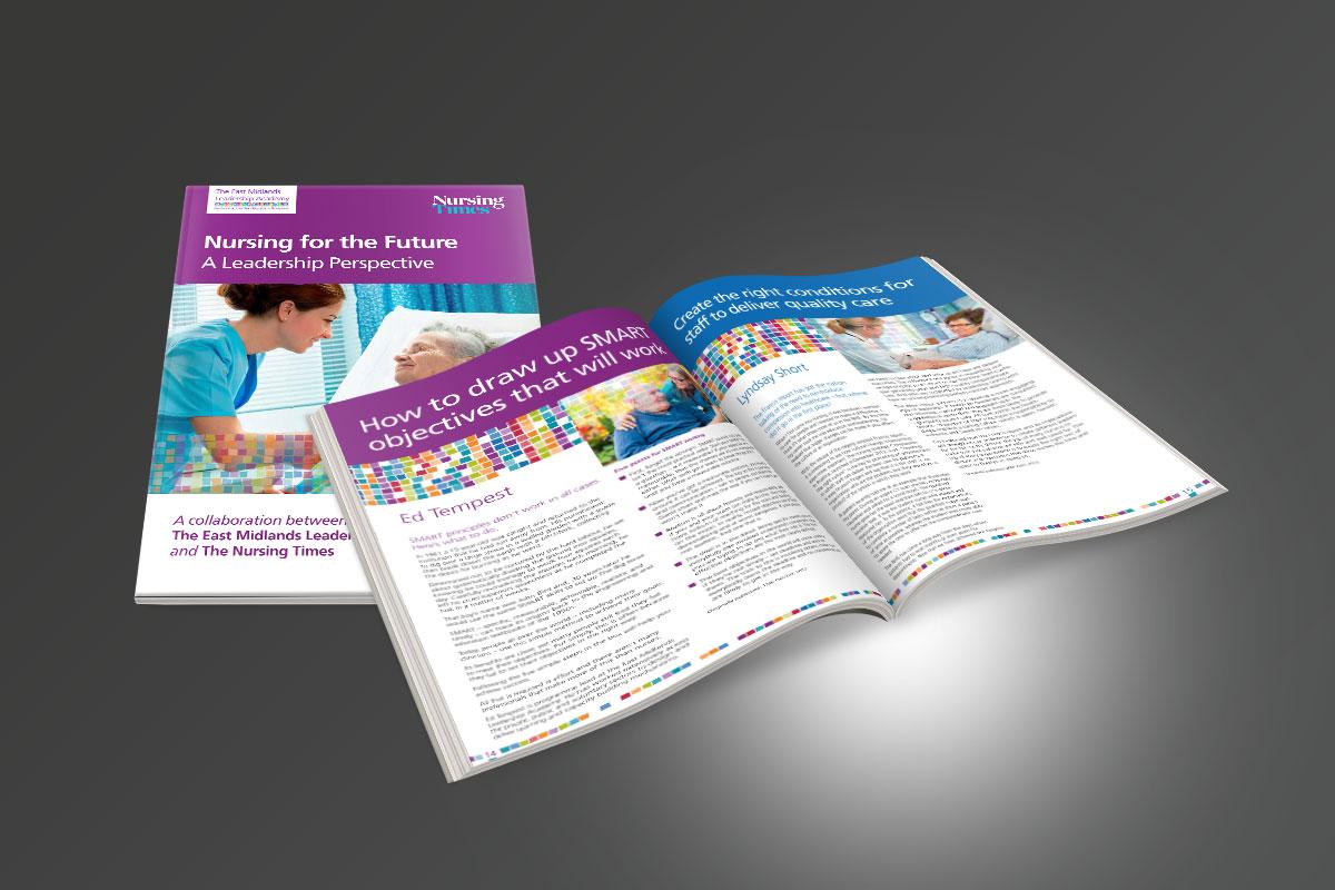 [object object] East Midlands Leadership Academy EMLA Nursing for the Future v2