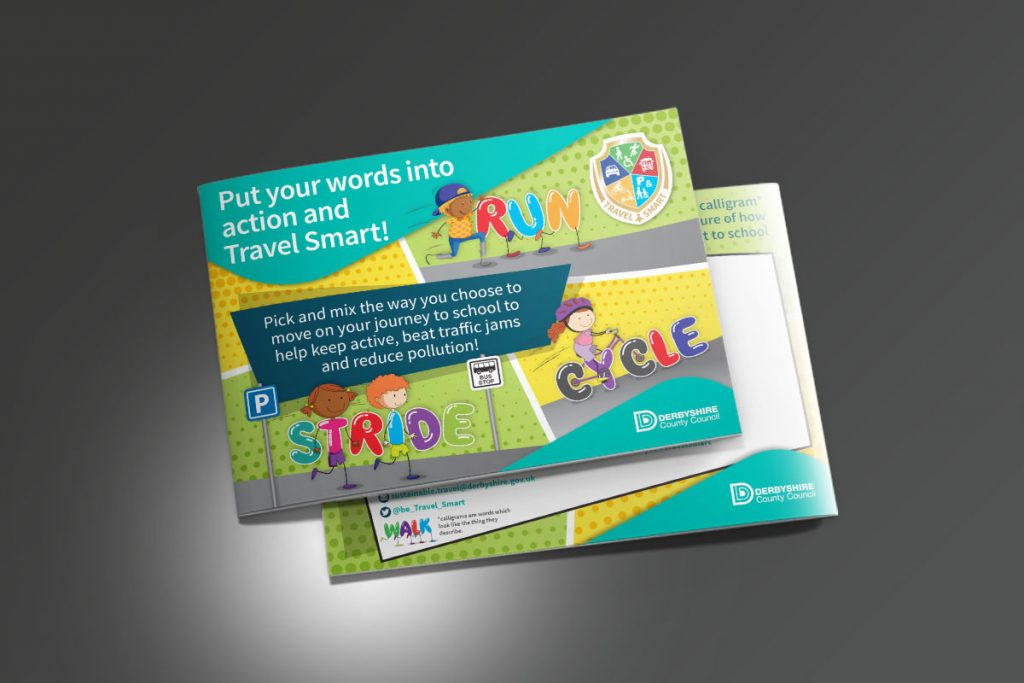 Travel Smart leaflet