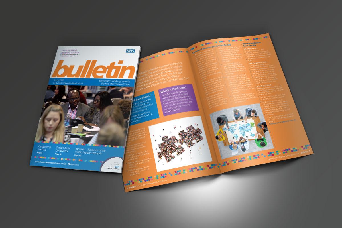 [object object] East Midlands Leadership Academy Bulletin – Spring 2016 EMLA Bulletin Spring 2016 v4