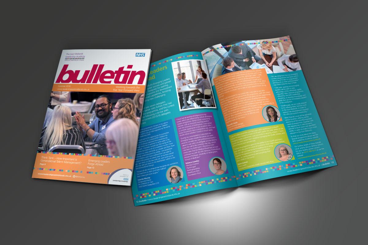 [object object] East Midlands Leadership Academy EMLA Bulletin Summer 2016 v4