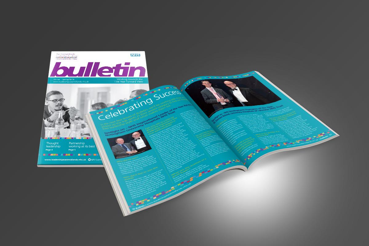 [object object] East Midlands Leadership Academy East Midlands Leadership Academy Bulletin Winter 2015
