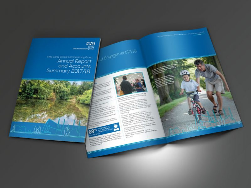 Corby Annual Report 2018  Brochures NHS Corby Annual Report 2018 v1 800x600