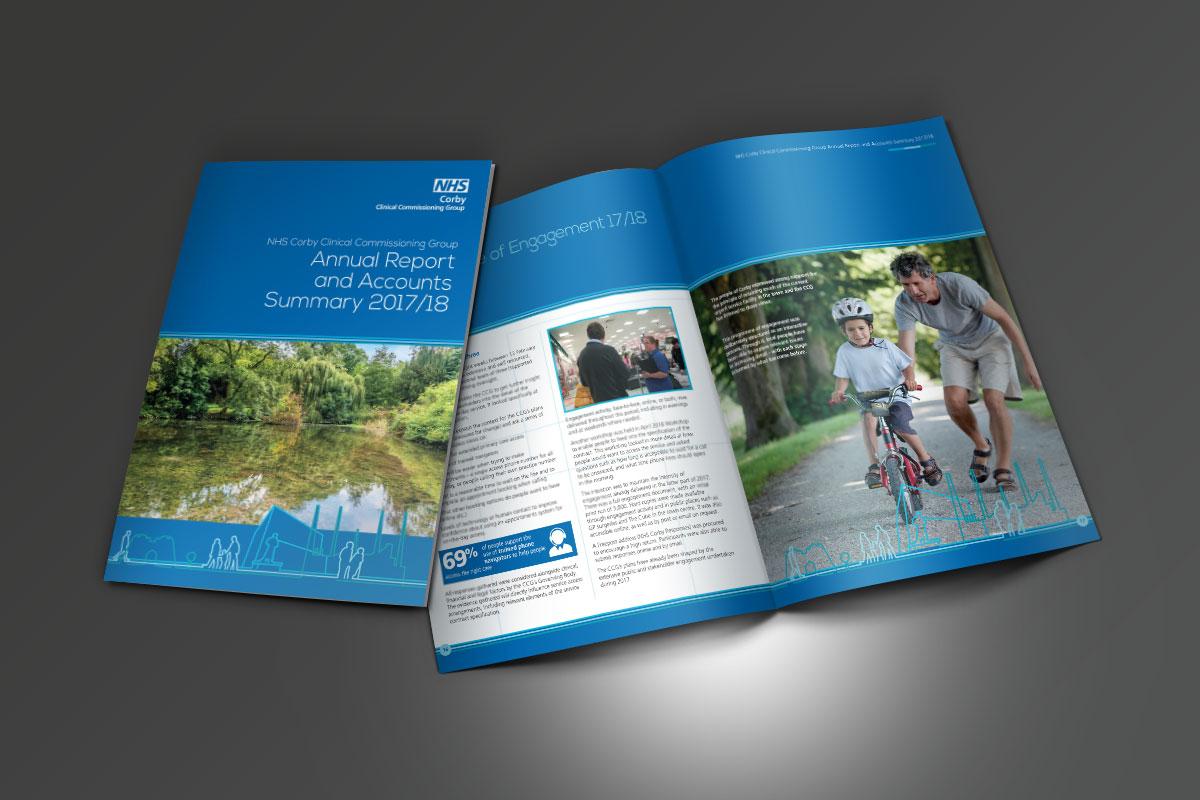 corby annual report 2018 Corby Annual Report 2018 NHS Corby Annual Report 2018 v1