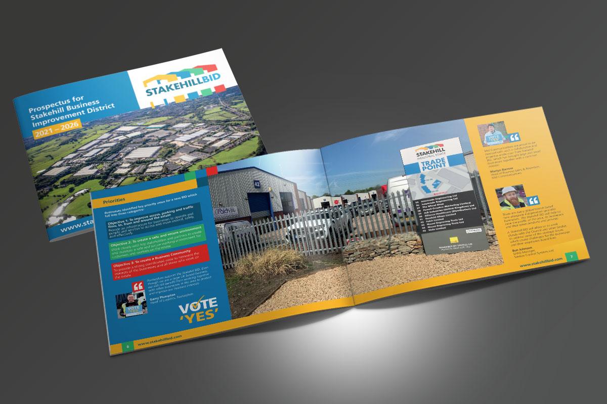 Partnerships for Better Business Ltd Stakehill BID Prospectus