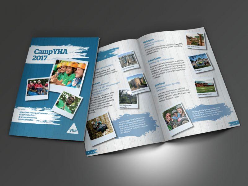 YHA Summer Camps  Brochures YHA Summer Camps A5 v3 800x600