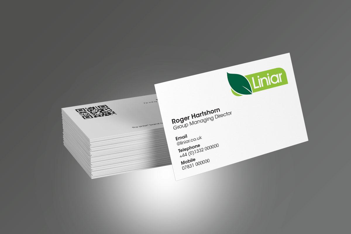 liniar Liniar Liniar Business Card v1