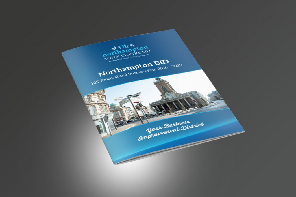 Northampton BID proposal 2016