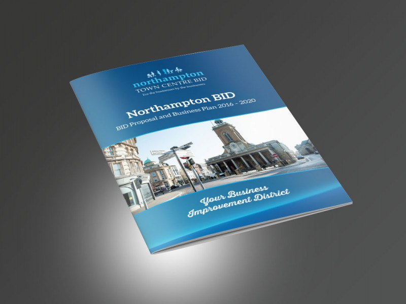 Northampton BID proposal 2016  Prospectus & Catalogues Northampton BID LW 1 800x600
