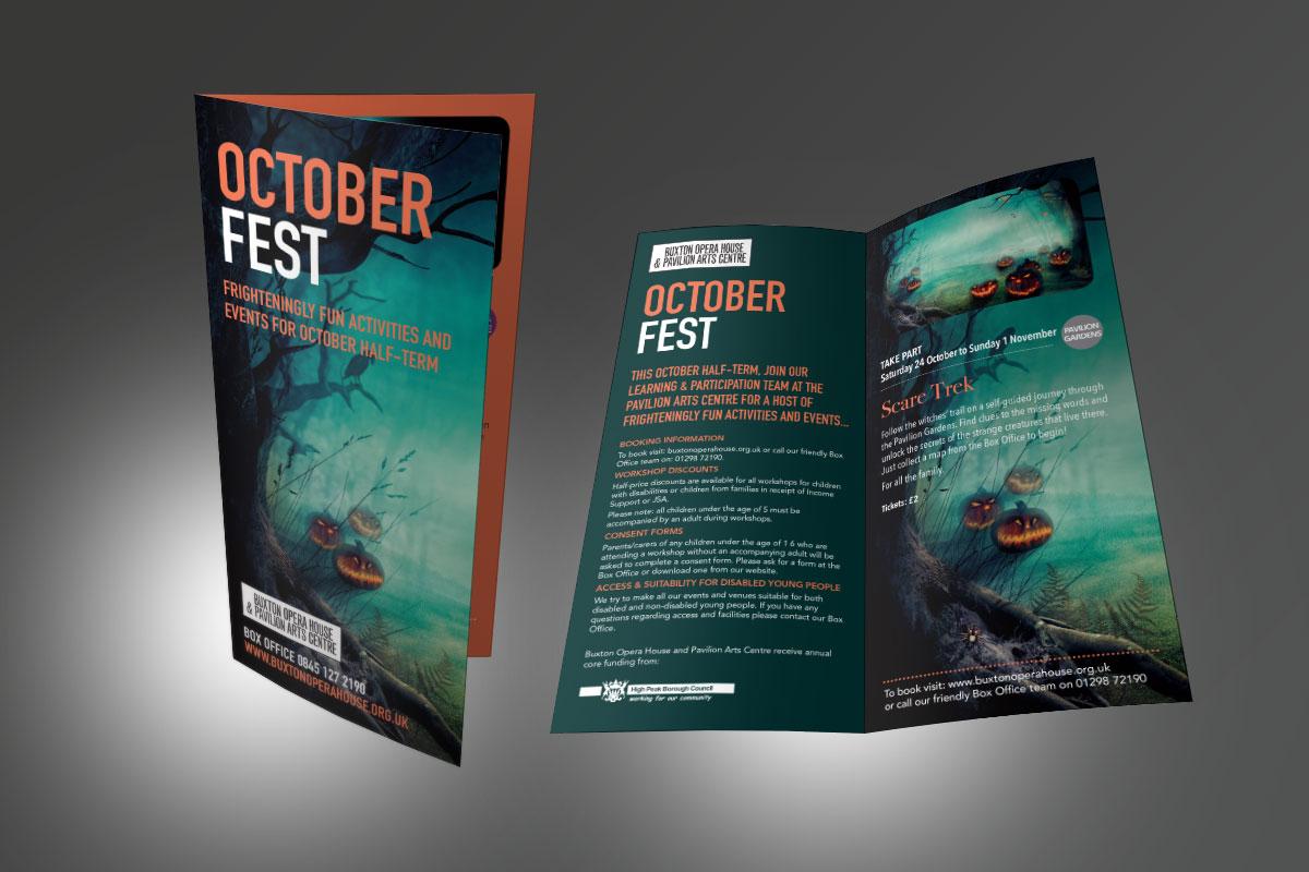 [object object] Buxton Opera House October Fest DL Leaflet v1