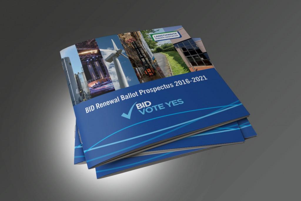 Langthwaite BID renewal 2016-2021