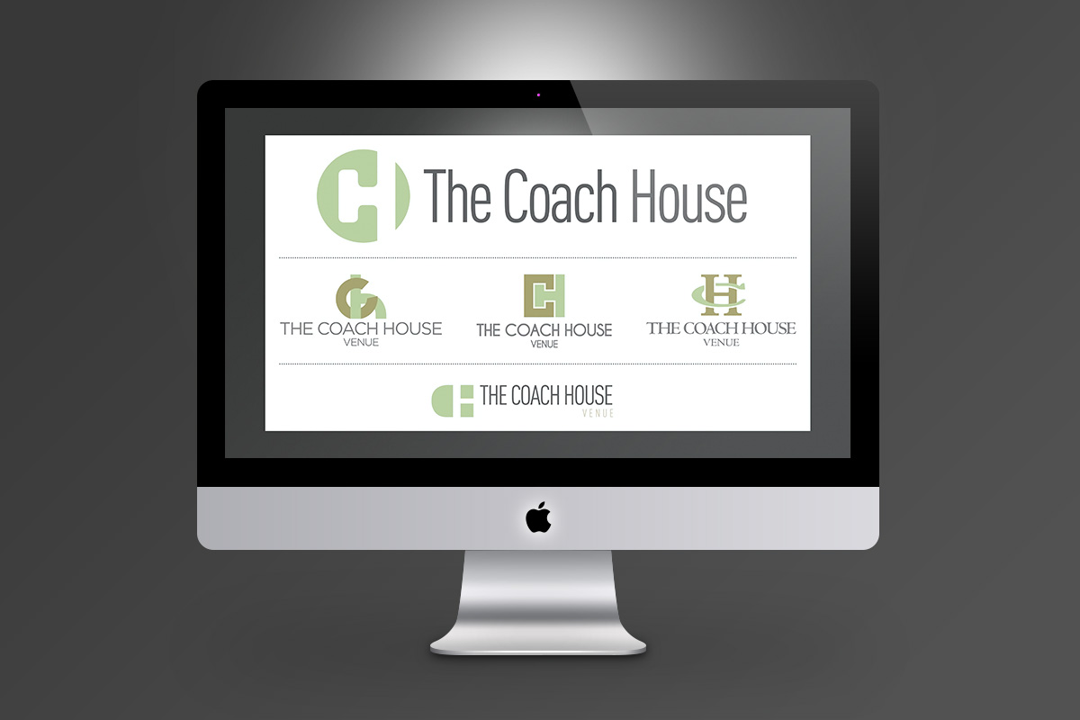 [object object] The Coach House The Coach House Logo Designs