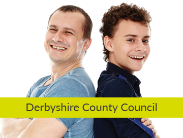 Derbyshire County Council graphic design based in derbyshire Our clients DCC OW Main 360x272