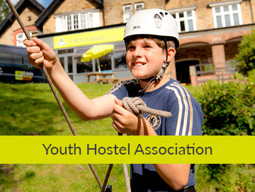 Youth Hostel Association graphic design based in derbyshire Our clients YHA OW Main 360x272