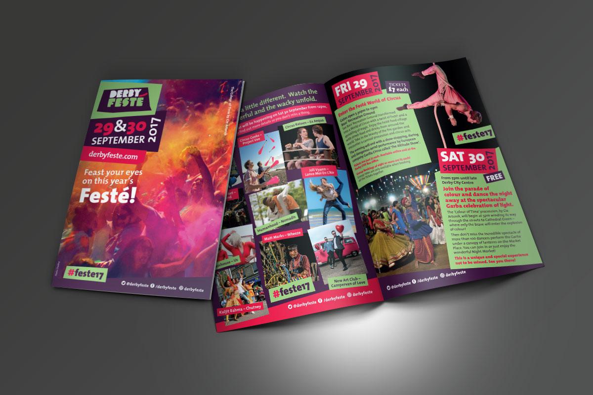[object object] Derby Festé 2017 leaflet A5 Fest   A5 Leaflet v2