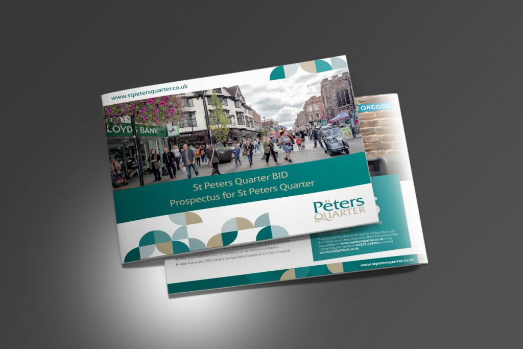 St Peters Quarter Re-ballot Prospectus 2016