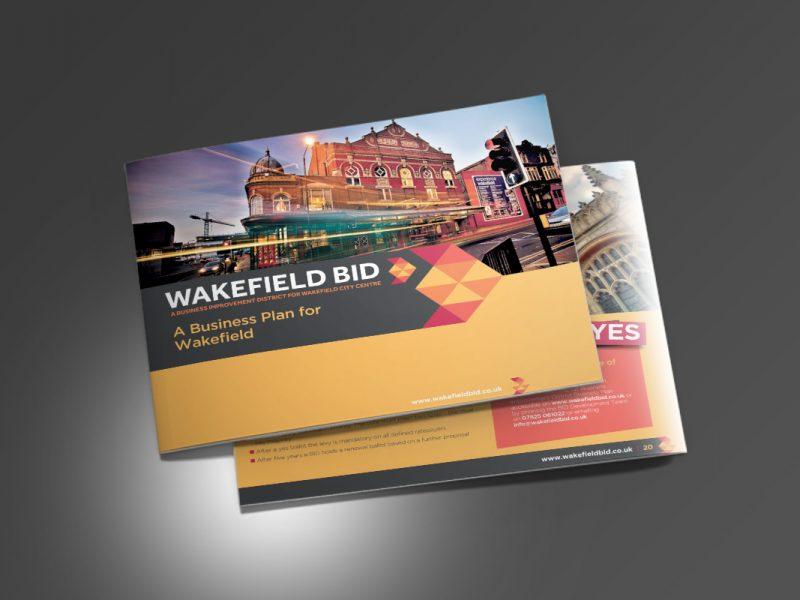 Wakefield Prospectus 2016  Prospectus & Catalogues Wakefield BID Prospectus v1 800x600