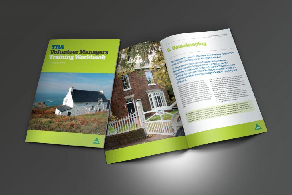 YHA Volunteer Managers Training Handbook 2015-16