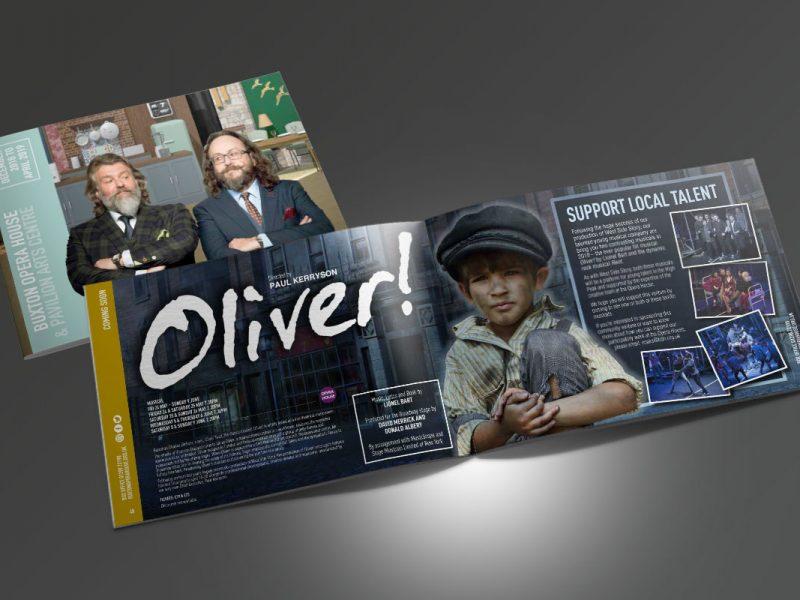 What's On – Season brochure December 2018 to April 2019  Brochures BOH Brochure DEC18 APR19 v1 800x600