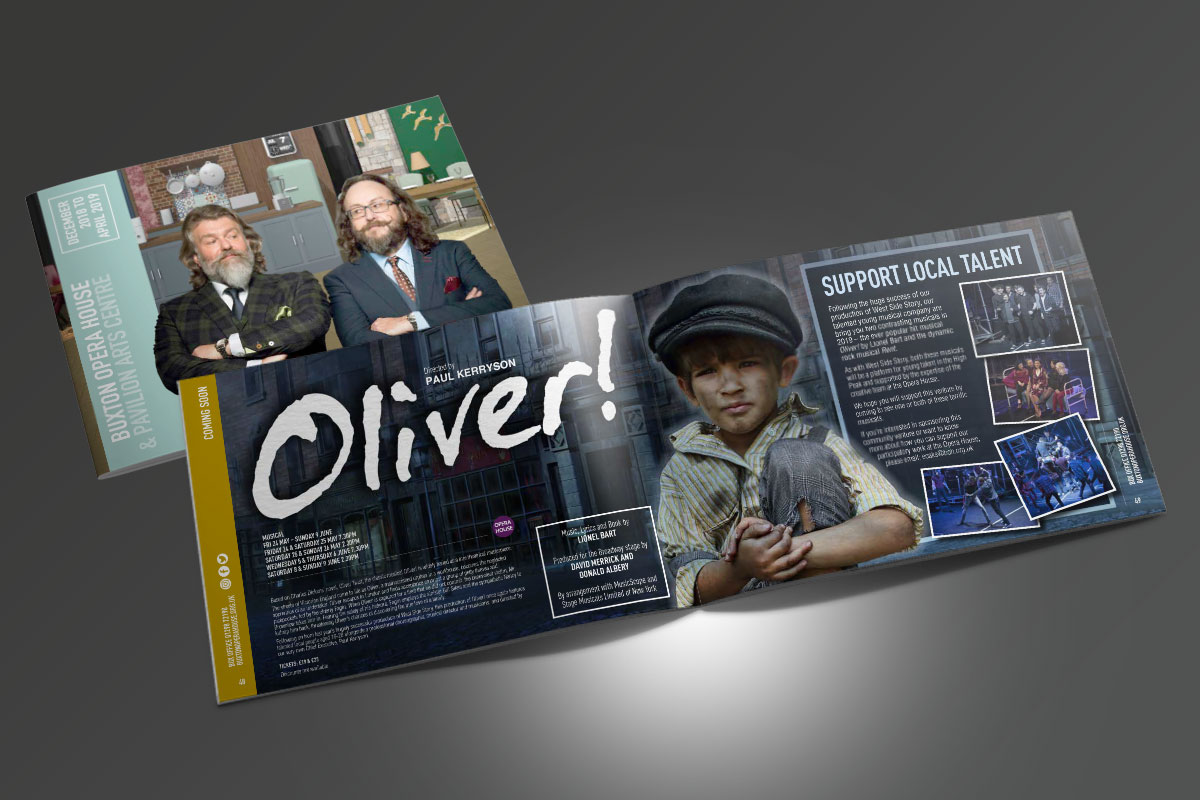 [object object] Buxton Opera House BOH Brochure DEC18 APR19 v1