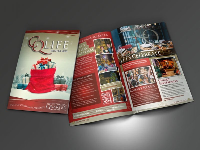 Cathedral Quarter Derby  Brochures CQ Winter Life 2018 v1 800x600