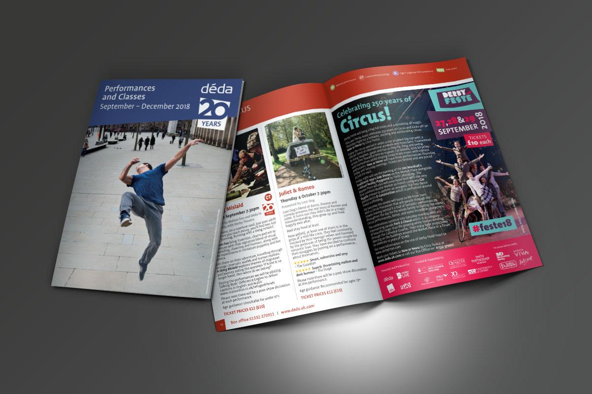 square one creative déda programme September – December 2018 Deda Programme Sep Dec 2018 v1
