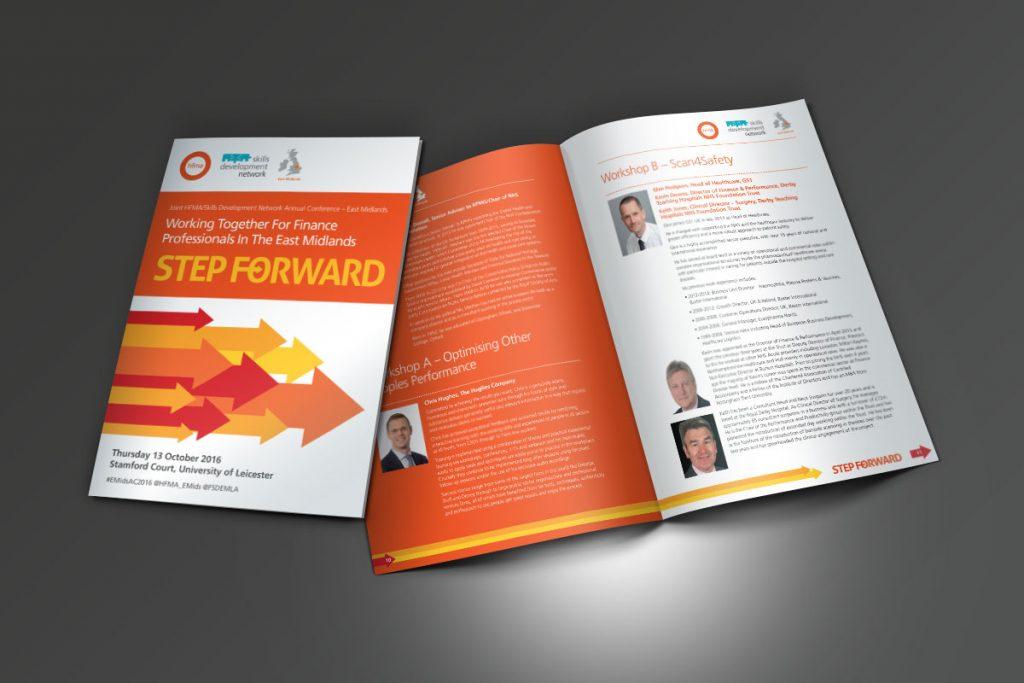 EMLA Step Forward Brochure