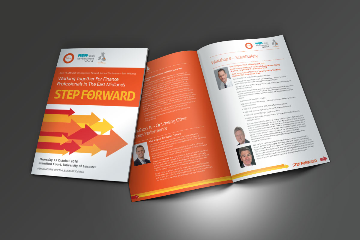 [object object] EMLA Step Forward Brochure EMLA Step Forward 2016 v1
