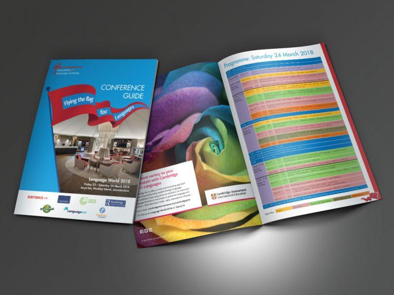 KC Jones Language World Handbook 2018  Brochures KC Jones Language World 2018 Brochures 800x600