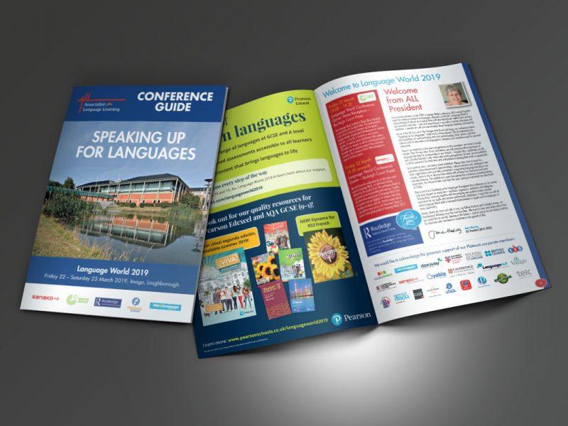 KC Jones Language World Handbook 2018  Brochures KC Jones Language World 2019 Brochures 800x600