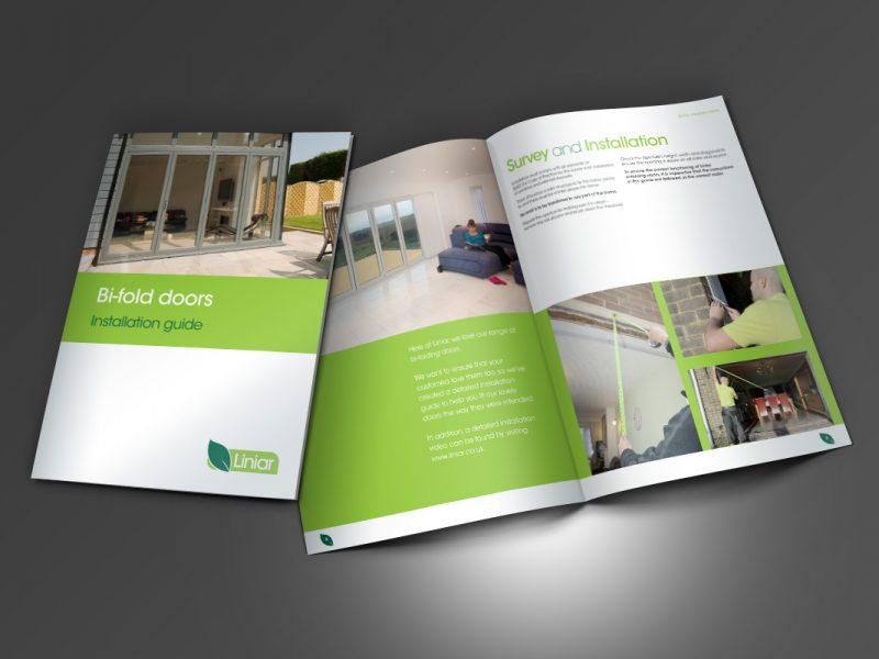 Liniar bi-fold doors brochure  Brochures Liniar Bi fold Brochure 3 800x600