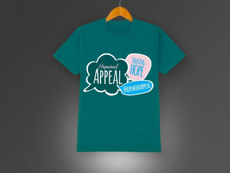NHC Hopewood Appeal t-shirts  Branding NHC Hopewood tshirt 800x600