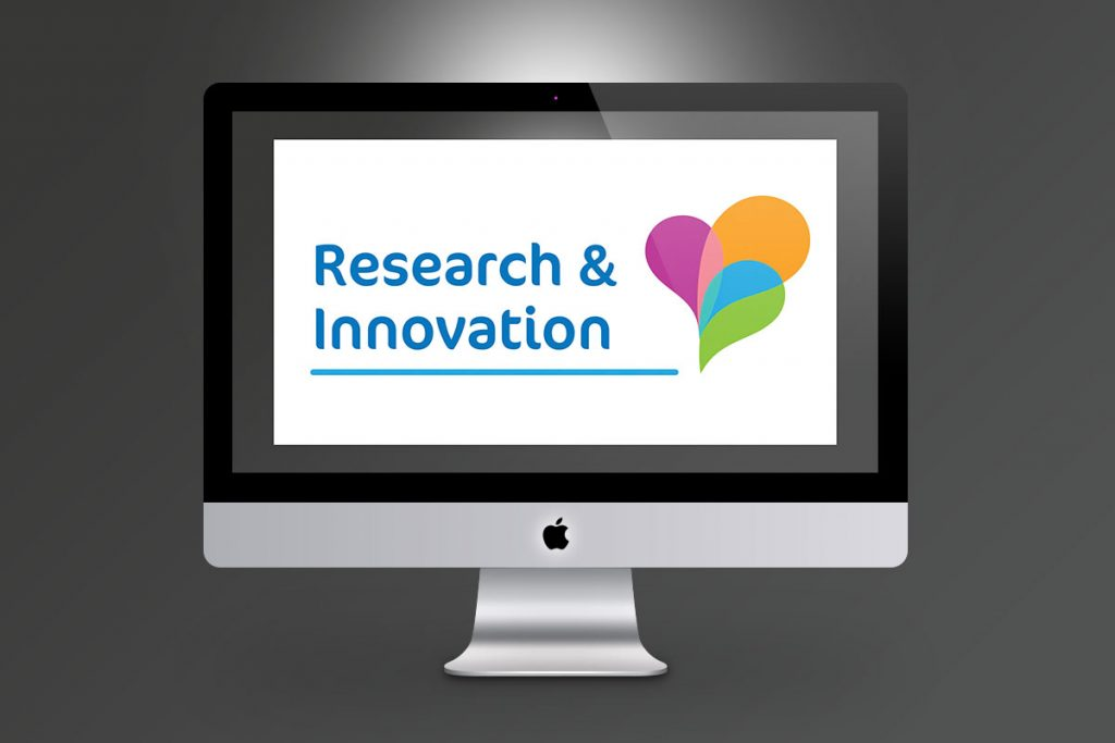 NUH Research & Innovation logo