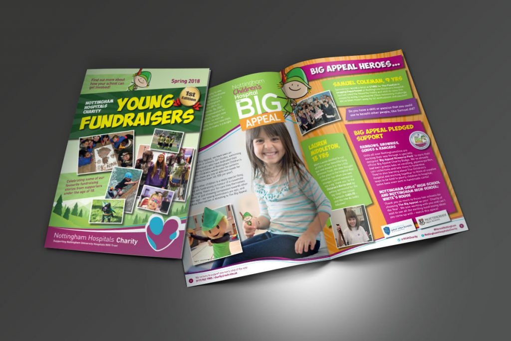 NHC Young Fundraisers Charity Newsletter
