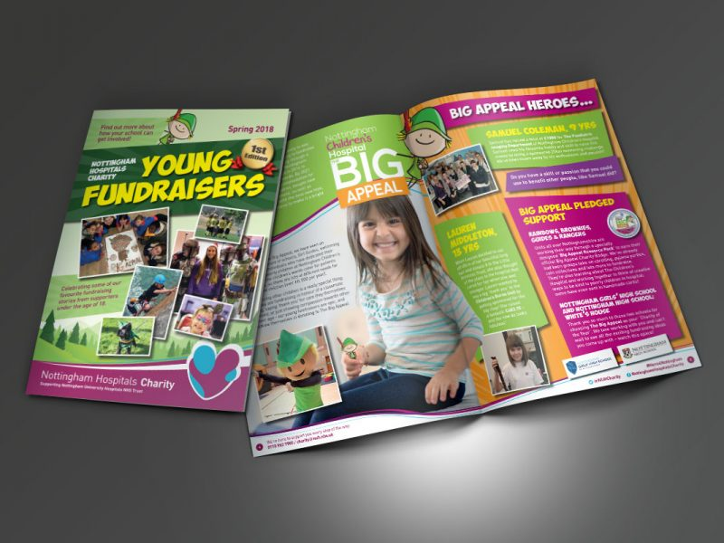 NHC Young Fundraisers Charity Newsletter  Brochures NUH Young Fundraisers Charity Newsletter v1 800x600