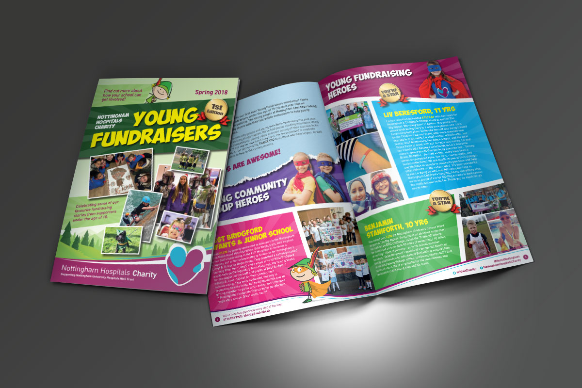 nhc young fundraisers charity newsletter NHC Young Fundraisers Charity Newsletter NUH Young Fundraisers Charity Newsletter v2