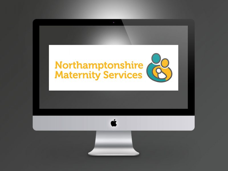 Nottinghamshire Maternity Services  Branding Northampton Maternity Services Logo Designs 800x600