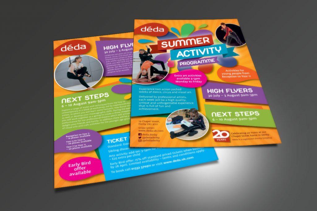 Déda Summer Activity programme