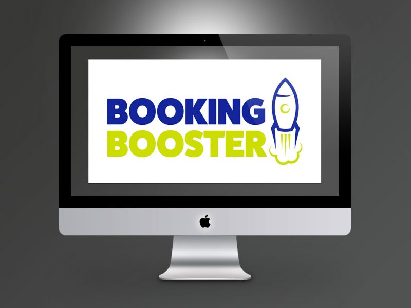 Booking Booster  Branding Booking Booster 800x600