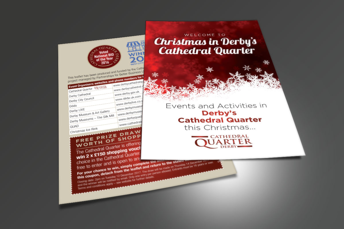 derby cathedral quarter Cathedral Quarter Derby CQ Events Guide 2017 1