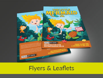 Leaflets & Flyers [object object] What we do Flyers Leaflets OW Main 360x272 1