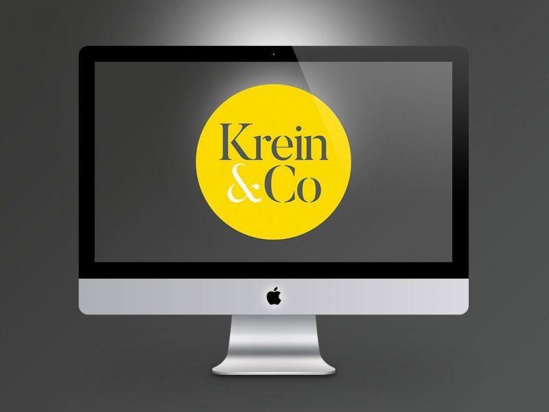 Krein & Co  Branding Krein Co 800x600