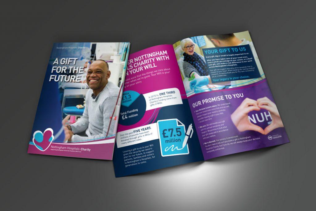 NHC Legacy leaflet