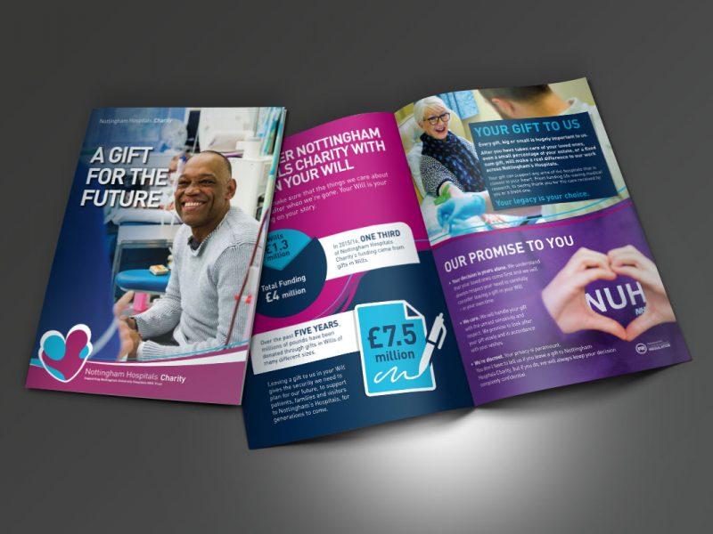 NHC Legacy leaflet  Leaflets & Flyers NHC Legacy Leaflet A5 800x600