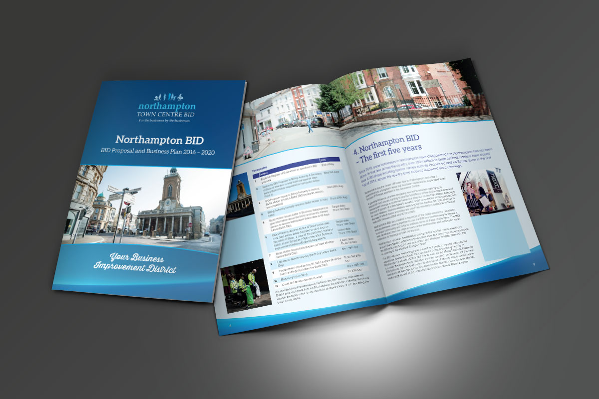 [object object] Northampton BID proposal 2016 Northampton BID Proposal 2016 2020 v2