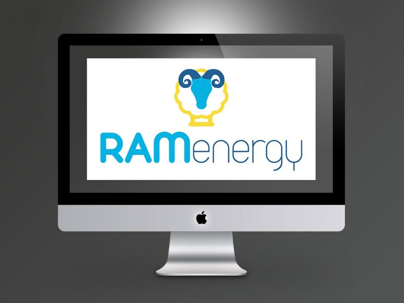 Derby City Council Ram Energy  Branding Ram Energy 800x600