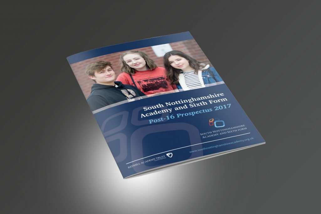 South Nottinghamshire Academy 6th Form Prospectus