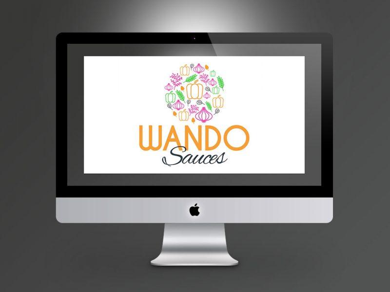 Wando Sauces  Branding Wando Sauces 800x600