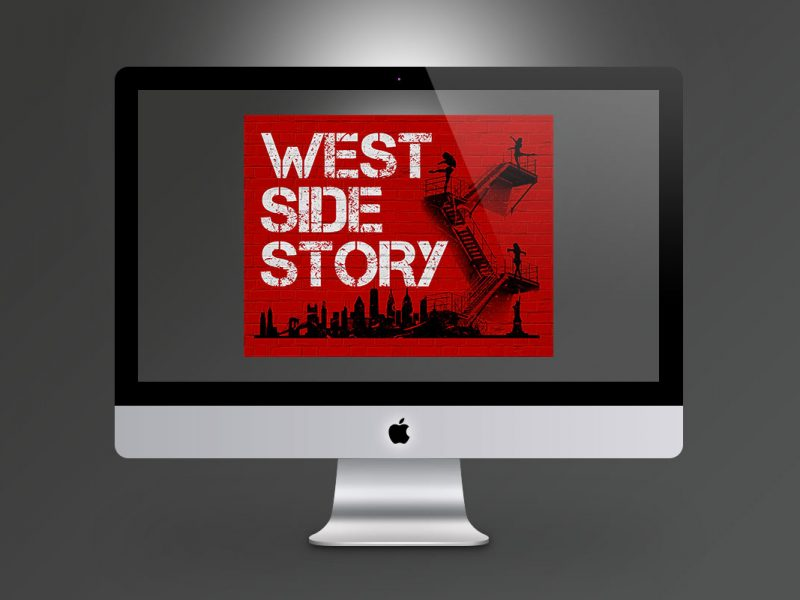 Buxton Opera House West Side Story  Branding West Side Story 800x600