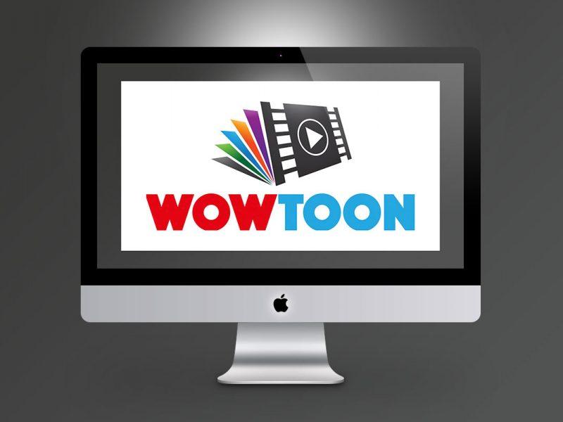 Wowtoon  Branding Wowtoon 800x600