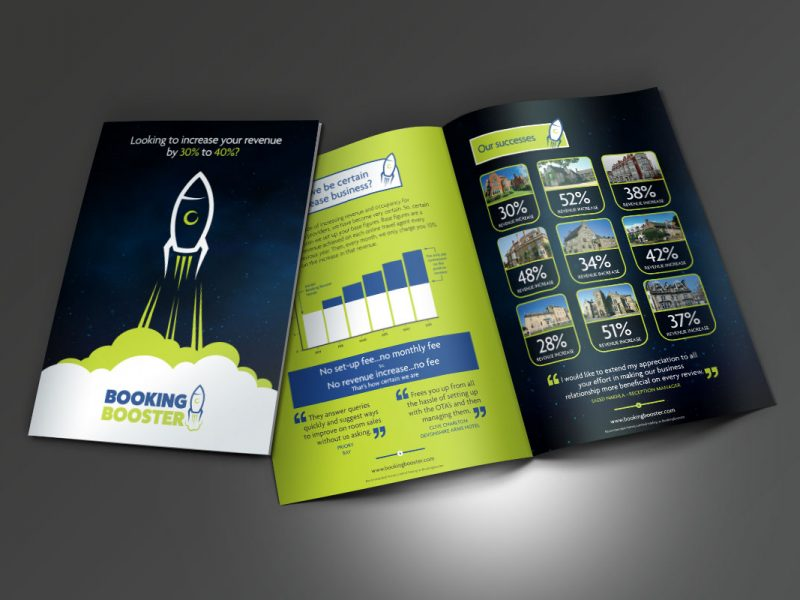 Booking Booster  Brochures Booking Booster A4 800x600